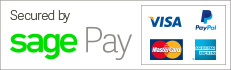Payments via Sage Pay and PayPal