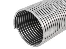 Fibre Packed Galvanised Flexible Steel Tubing