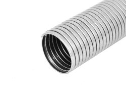 Fibre Packed Squarelock Flexible Metallic Tubing