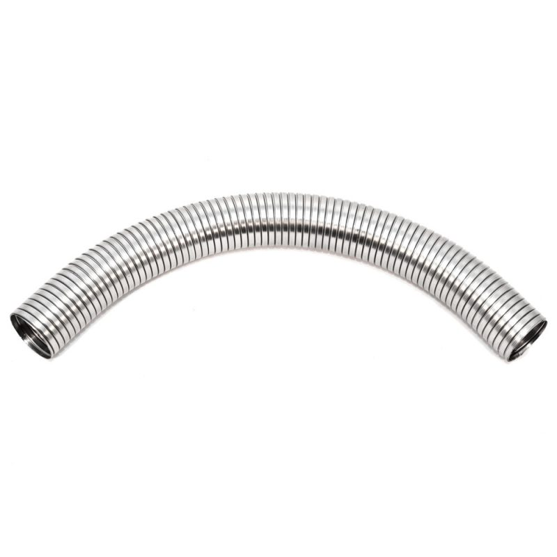 Galvanised Interlocking Flexible Metal Tubing