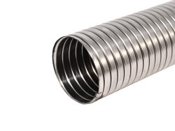 Galvanised Interlocking Flexible Metal Tubing