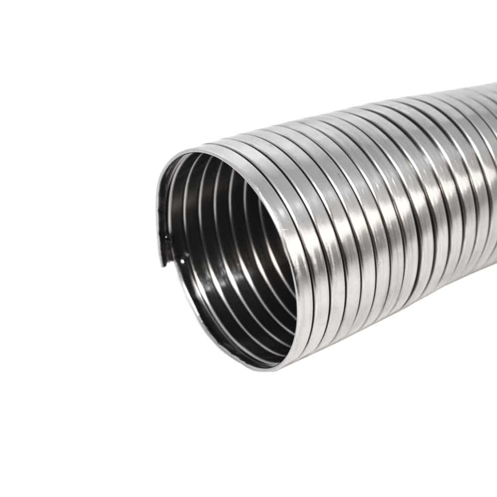 Stainless Steel Griplock Flexible Metallic Tubing