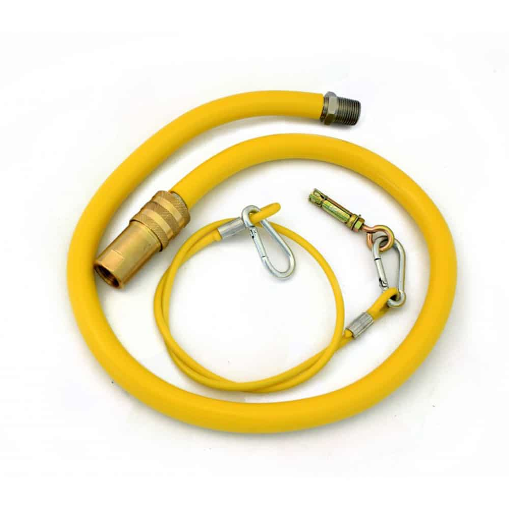 Catering Gas Hoses from Whitehouse Flexible Tubing