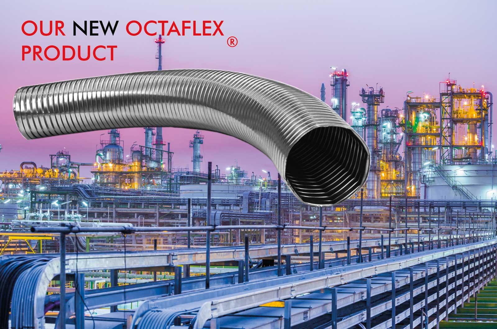 Our new Octaflex design tube