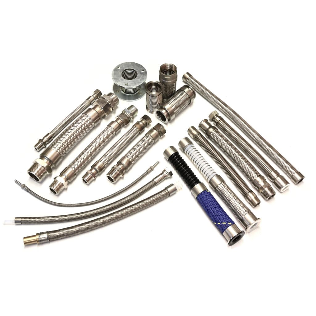 Whitehouse Flexible Tubing - Industrial Hose & Tubing Applications